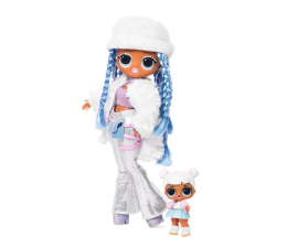 Figurka MGA Entertainment LOL Surprise OMG Winter Disco Snowlicious & Angel