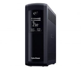 Zasilacz awaryjny (UPS) CyberPower UPS Value Pro (1600VA/960W, 5xFR, AVR, LCD)