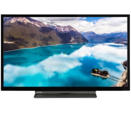 """Telewizor 32"""" i mniejszy Toshiba 32WL3A63DG"""
