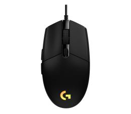 Myszka przewodowa Logitech G102 LIGHTSYNC czarna