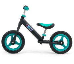Rowerek biegowy MILLY MALLY Rowerek biegowy Sonic Black Mint