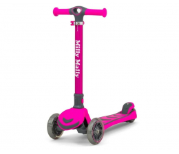 Hulajnoga dla dzieci MILLY MALLY Scooter Boogie Pink