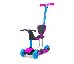 Hulajnoga dla dzieci MILLY MALLY Scooter Little Star Pink Blue