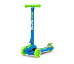 Hulajnoga dla dzieci MILLY MALLY Scooter Magic Blue Green