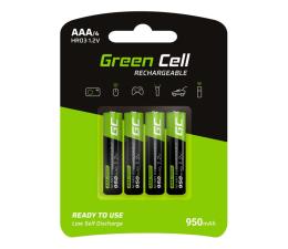 Akumulator uniwersalny Green Cell 4x AAA HR03 950mAh