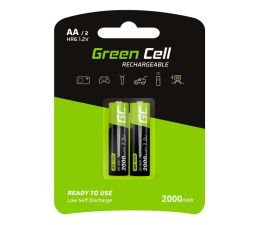 Akumulator uniwersalny Green Cell 2x AA HR6 2000mAh