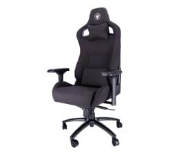 Fotel gamingowy Silver Monkey SMG-850 (Czarny) Tkanina