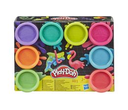 Zabawka plastyczna / kreatywna Play-Doh Ciastolina Neon zestaw 8 tub