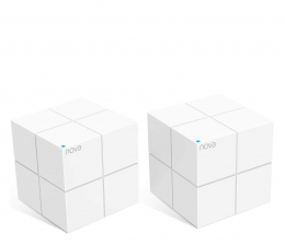 System Mesh Wi-Fi Tenda Nova MW6 2-PACK (1200Mb/s a/b/g/n/ac)