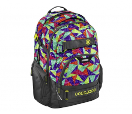 Plecak Coocazoo CarryLarry II Spiky Pyramid