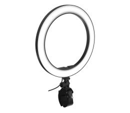 Lampa LED Newell Lampa pierścieniowa RL-10A + statyw