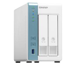 Dysk sieciowy NAS / macierz QNAP TS-231K (2xHDD, 4x1.7GHz, 1GB, 3xUSB, 2xLAN)