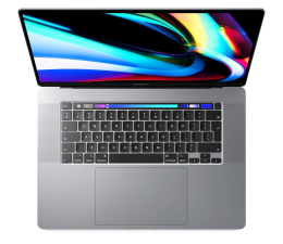 "Notebook / Laptop 16"" Apple MacBook Pro i7 2,6GHz/16/512/R5300M Space Gray"