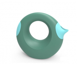 Zabawka do piaskownicy Quut Konewka duża Cana Mineral Green + Vintage Blue