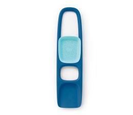 Zabawka do piaskownicy Quut Łopatka z sitkiem Scoppi Dark Blue + Vintage Blue