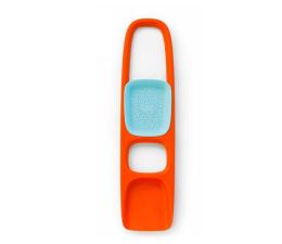 Zabawka do piaskownicy Quut Łopatka z sitkiem Scoppi Mighty Orange
