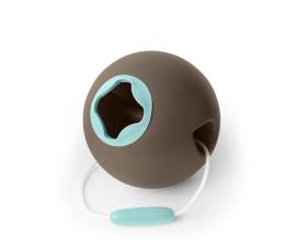 Zabawka do piaskownicy Quut Wiaderko wielofunkcyjne Ballo Bungee Grey