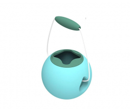 Zabawka do piaskownicy Quut Wiaderko wielofunkcyjne Ballo Mini Vintage Blue
