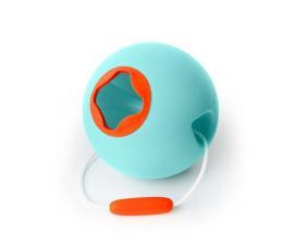 Zabawka do piaskownicy Quut Wiaderko wielofunkcyjne Ballo Vintage Blue