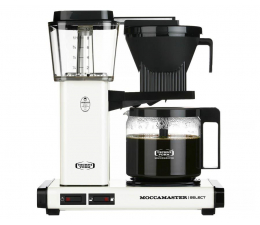 Ekspres do kawy Moccamaster KBG 741 Select biały
