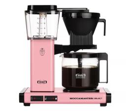 Ekspres do kawy Moccamaster KBG 741 Select różowy