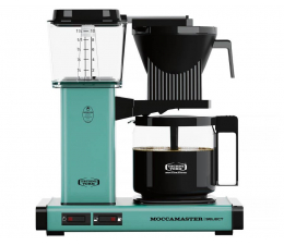 Ekspres do kawy Moccamaster KBG 741 Select turkusowy