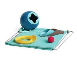 Zabawka do piaskownicy Quut Zestaw plażowy Mini Ballo w worku