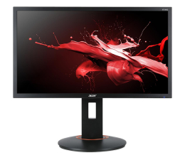"Monitor LED 24"" Acer XF240QSBIIPR czarny"