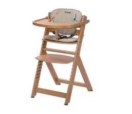 Krzesełko do karmienia Safety 1st Timba Natural Wood + Wkladka Happy Day