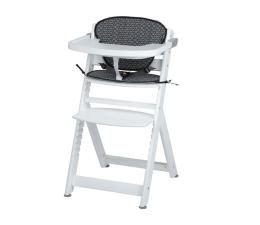 Krzesełko do karmienia Safety 1st Timba White + wkladka Geometric