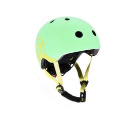 Kask i ochraniacz Scoot & Ride Kask Ochronny XXS-S dla dzieci 1-5lat Kiwi