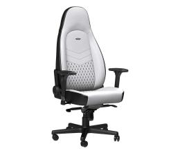 Fotel gamingowy noblechairs ICON (Biało-Czarny)