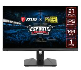 "Monitor LED 27"" MSI Optix MAG274R czarny"