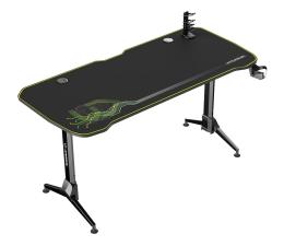 Biurko gamingowe Ultradesk GRAND (Zielone)