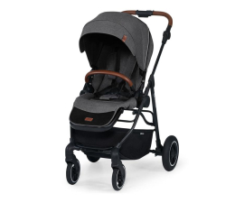 Wózek spacerowy Kinderkraft All Road Ash Grey