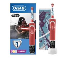 Szczoteczka elektryczna Oral-B D100 Kids Star Wars + Etiu Podróżne