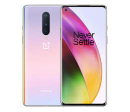 Smartfon / Telefon OnePlus 8 5G 8/128GB Interstellar Glow 90Hz