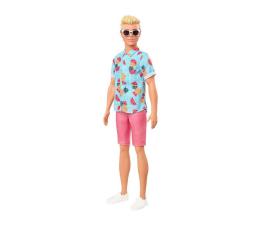Lalka i akcesoria Barbie Fashionistas Stylowy Ken wzór 152