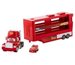 Pojazd / tor i garaż Mattel Cars Mikroauta Transporter Maniek