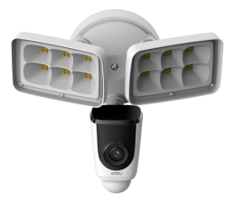 Inteligentna kamera Imou Floodlight L26P FullHD LED IR PIR Syrena 110dB