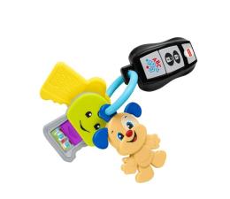 Zabawka dla małych dzieci Fisher-Price Podróżne kluczyki