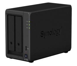 Dysk sieciowy NAS / macierz Synology DS720+ (2xHDD, 4x2-2.7GHz, 2GB, 2xUSB, 2xLAN)
