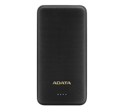 Powerbank ADATA Power Bank T10000 10000mAh (2A, czarny)