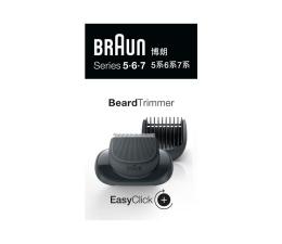 Akcesoria do golarek męskich Braun EasyClick Nakładka trymera do brody