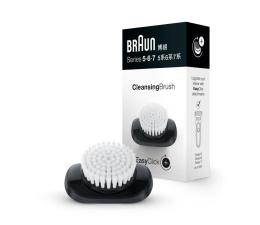 Akcesoria do golarek męskich Braun EasyClick Nakładka szczoteczki do oczyszczania
