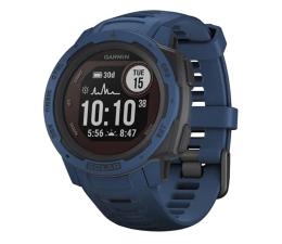 Zegarek sportowy Garmin Instinct Solar niebieski