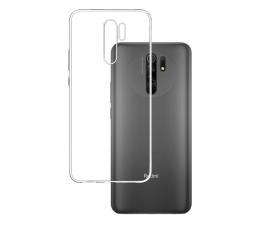 Etui / obudowa na smartfona 3mk Clear Case do Xiaomi Redmi 9