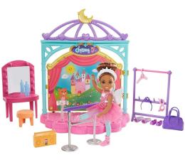 Lalka i akcesoria Barbie Chelsea Szkola baletowa