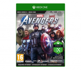 Gra na Xbox One Xbox Marvel's Avengers