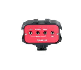 Interfejsy audio Saramonic Adapter audio SR-AX100